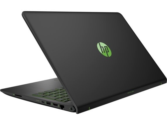 HP Pavilion Power ACID GREEN i7-7700HQ/16GB/1TB+256GB SSD M2/4GB GTX1050/DVDSM/15.6/Win - 15-cb503tx(2LR98PA)