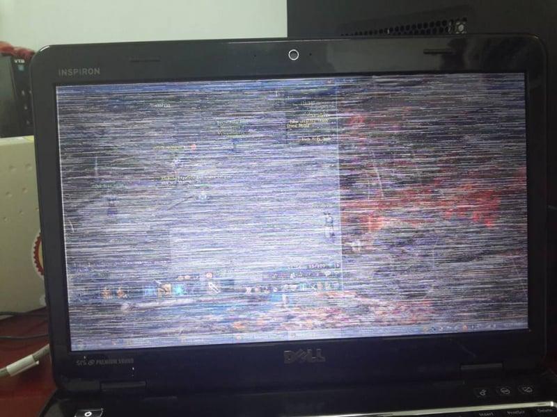 Nguyên nhân màn hình laptop bị chớp nháy