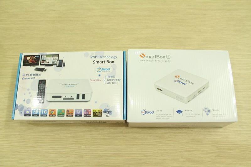 khác biệt giữa VNPT Smartbox 2 và biên bản cũ