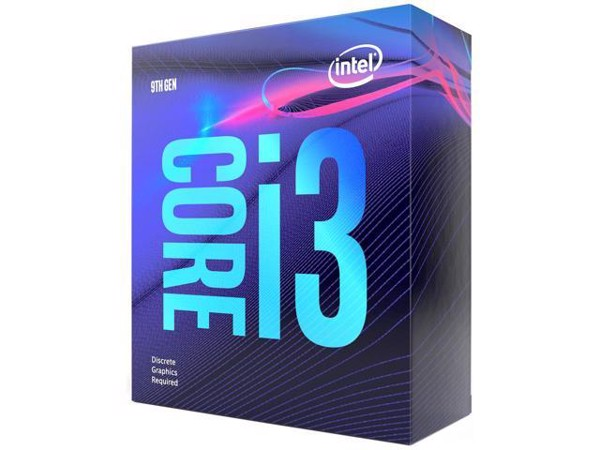 CPU Intel Core i3-9100F 3.6Ghz / 6MB / 4 Cores, 4 Threads / Socket 1151 / Coffee Lake