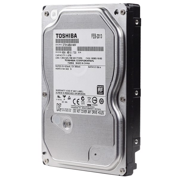 Ổ cứng Camera Toshiba Internal 4TB