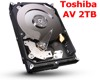 Ổ cứng Camera Toshiba Internal 2TB