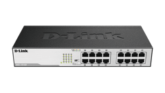 SWITCH 16 PORT D-LINK DGS-1016C