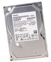 Ổ cứng Camera Toshiba Internal 1TB (32MB) 5700Rpm