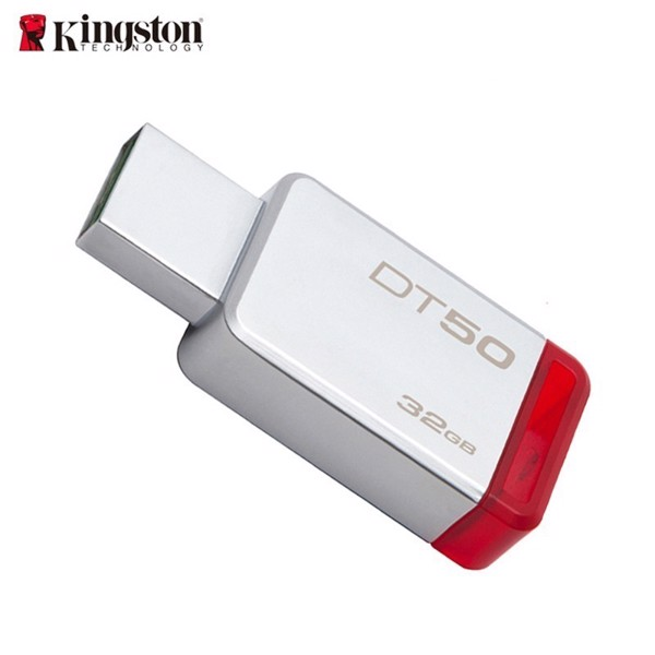USB kingston 32gb usb 3.1/3.0 datatraveler 50