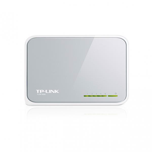 Switch TP-Link 5 port TL-SF1005D TBM