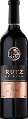 Rutz Cellars Syrah 2014