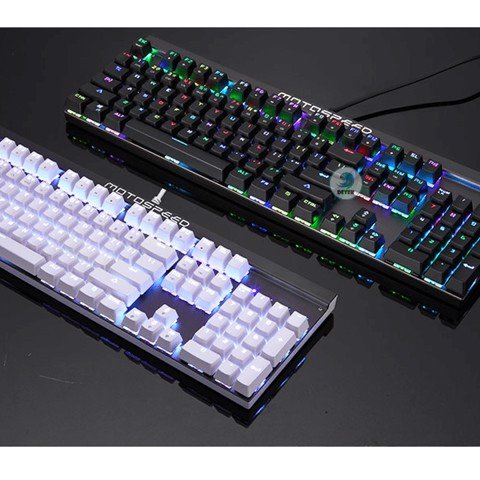 Bàn phím cơ Motospeed K97 TKL LED Blacklight Gaming Keyboard