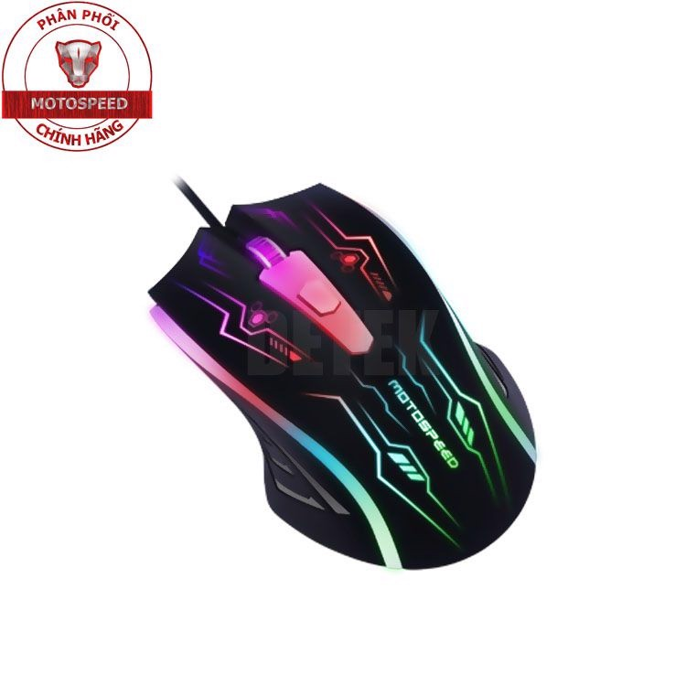 Chuột game thủ Motospeed F405 Optical Gaming Mouse
