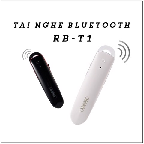 Tai nghe Bluetooth Remax RB-T1