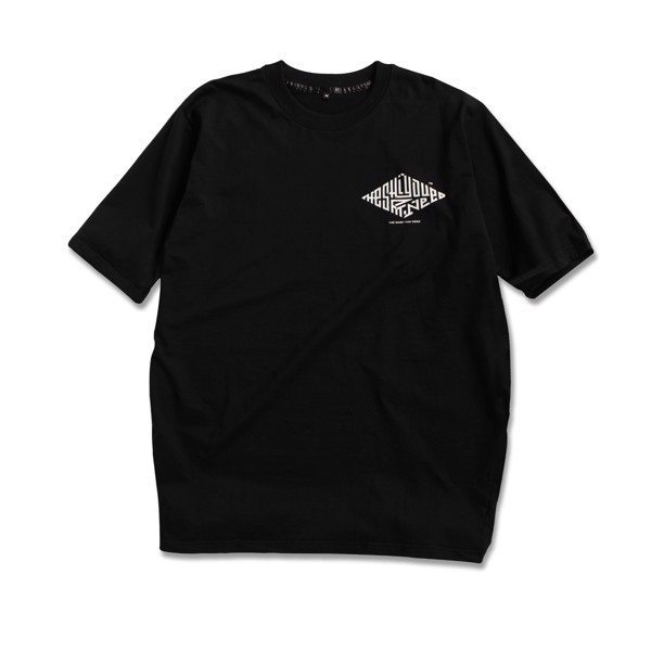 The Maze Tee (Black) (No Restock)