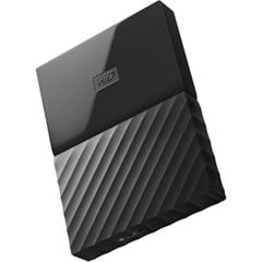 Ổ cứng di động My Passport 1Tb USB3.0 Western Digital  New - Đen