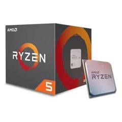 AMD Ryzen 5 1500X (Up to 3.7Ghz/ 18Mb cache) Ryzen