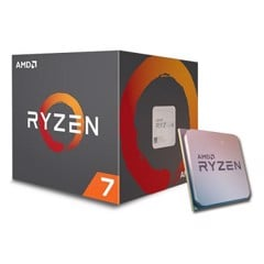 AMD Ryzen 7 1700 (Up to 3.7Ghz/ 20Mb cache) Ryzen