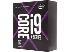CPU Intel Core i9 7900X (Up to 4.30Ghz/ 13.75Mb cache) Skylake