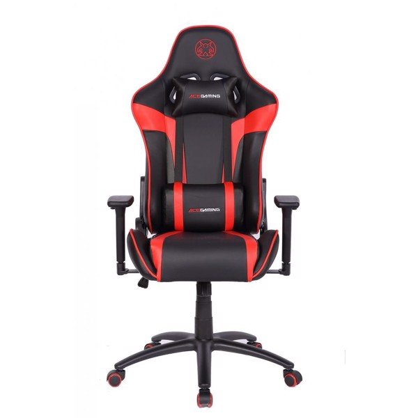 Ghế ACE Gaming Rogue - Black / Red