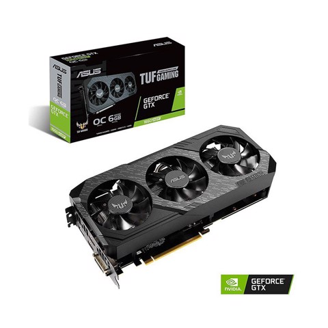 ASUS TUF3 GTX 1660 Super-O6G GAMING
