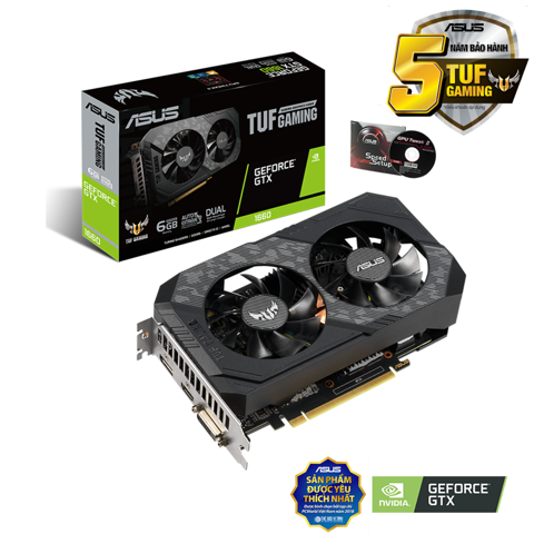 ASUS TUF GTX 1660 Super-6G GAMING