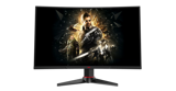 Màn hình HKC M24G1 Curved Gaming LED 144Hz