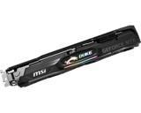 MSI RTX 2080 DUKE 8G OC → DIGITAL LED