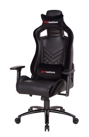 Ghế ACEGAMING CHAIR KW- G601 Black