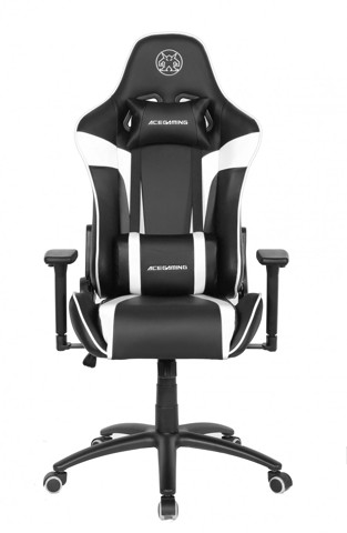 Ghế ACEGAMING CHAIR KW- G6027 Black + White