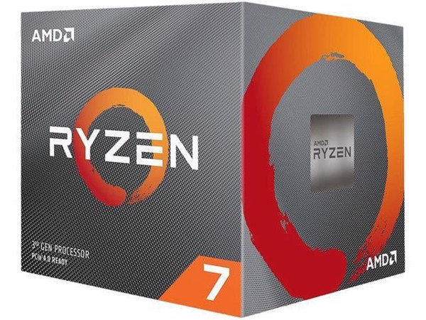 AMD Ryzen 7 3800X/ 3.9 GHz (Upto 4.5GHz) / 36MB Cache / 8 cores / 16 threads / Socket AM4
