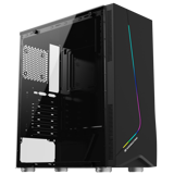 XIGMATEK EROS (EN43361) - RGB STRIP, GAMING ATX
