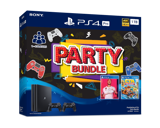 Máy chơi game Play Station 4 Pro Party Bundle