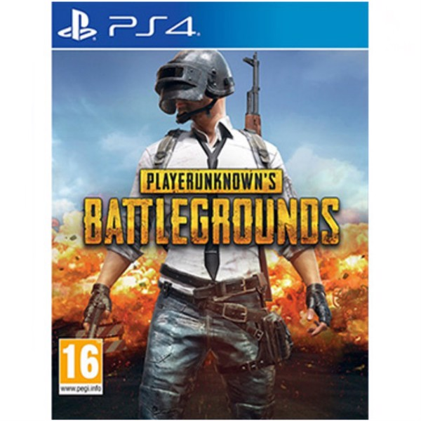 PUBG ( Player Unknown's battle ground)