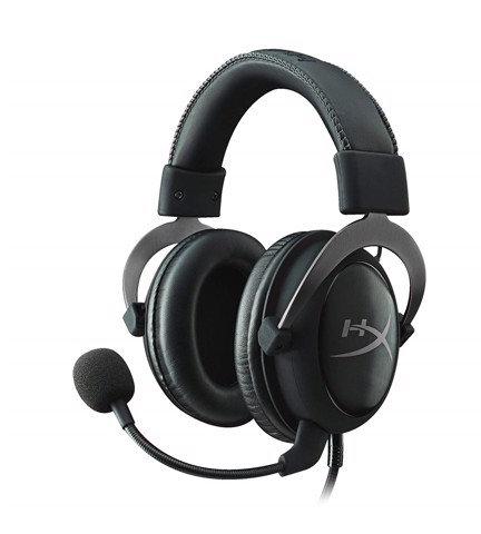 Tai nghe Kingston HyperX Cloud 2 7.1 Black