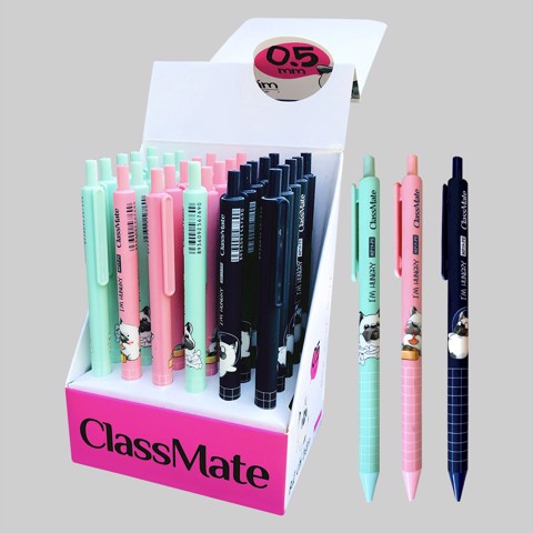 Bút Chì Bấm Class Mate MP19PE 0.5mm