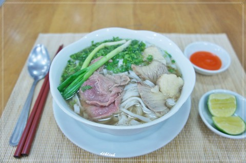 Phở Bò - Beef noodle