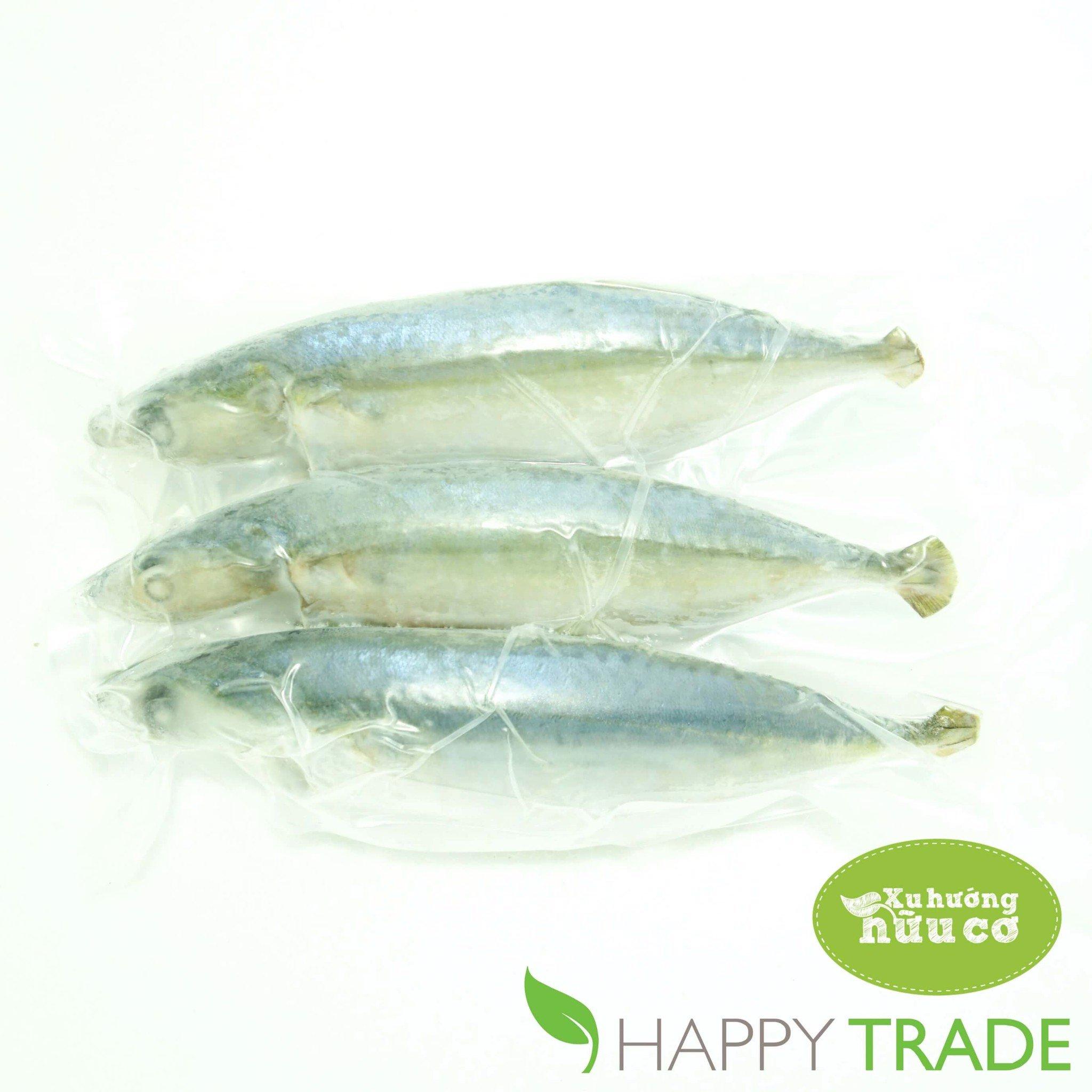 Cá bạc má Ích Hữu 350g