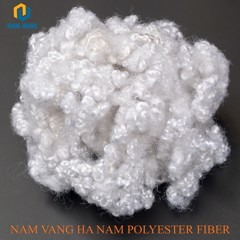 Hollow Conjugated Non Siliconised Polyester Staple Fiber 15D X 32/51/64 mm Vietnam