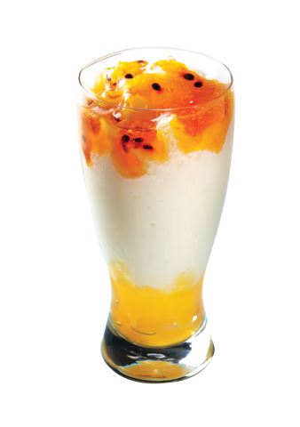 Passion Fruit Soya Milk