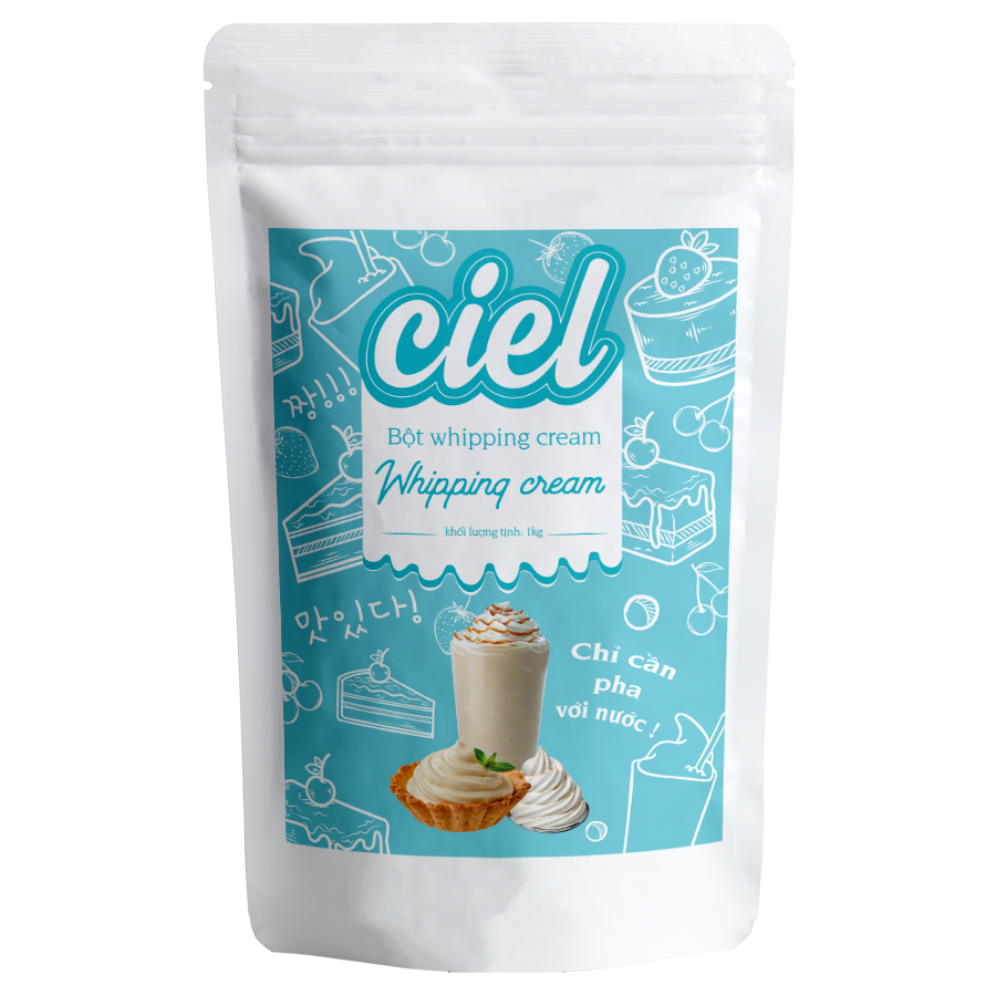 BỘT WHIPPING CREAM CIEL