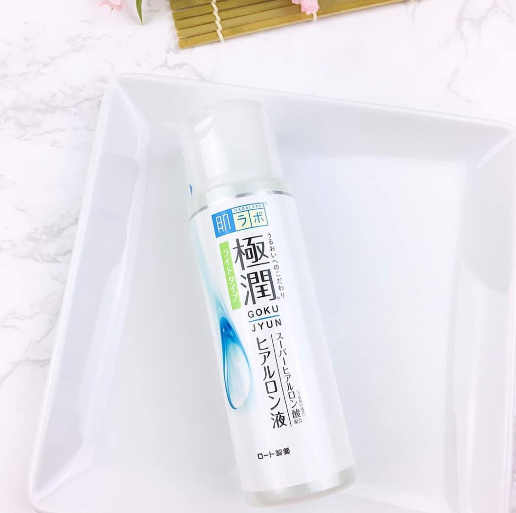 LOTION DƯỠNG DA HADA LABO HYDRATING LOTION LIGHT