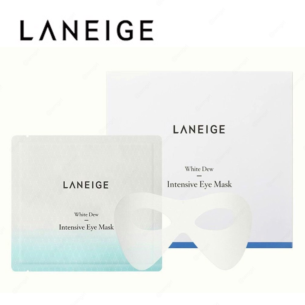 Mặt Nạ Mắt Laneige White Dew Intensive Eye Mask