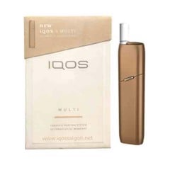 MÁY IQOS 3 MULTI BRILLANT GOLD