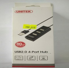 Hub USB 4 Port Unitek Y2140