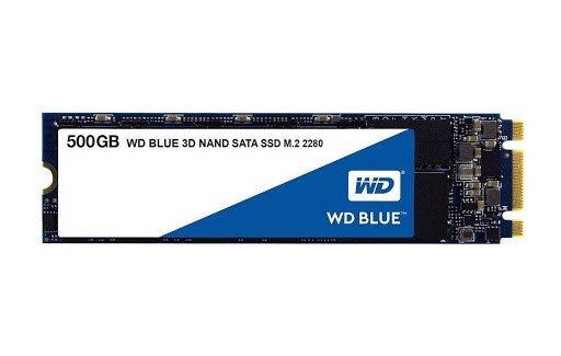 HDD SSD 500GB WD Blue/Green M2 Sata