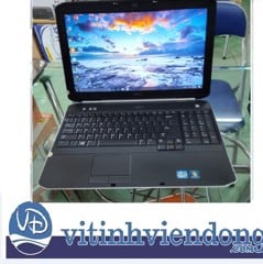Laptop cũ  Dell E5520 (Core i5 2520M, RAM 8GB, SSD 256 GB, Lcd 15.6 )
