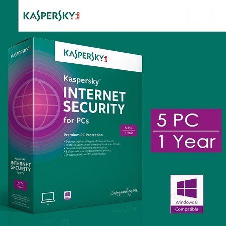 Kaspersky Internet 5PC/12T Box NTS
