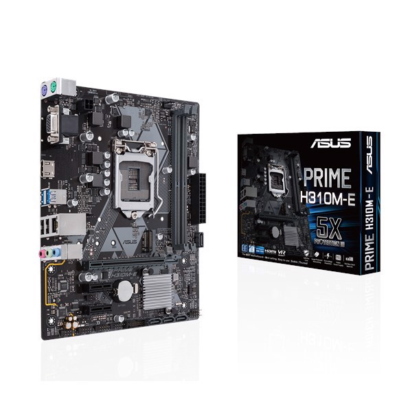 Mainboard Asus H310M-E