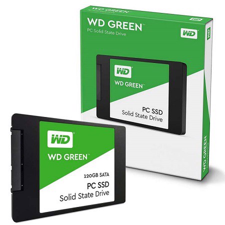 HDD SSD 120GB WD