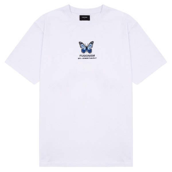 Tee Butterfly Trắng