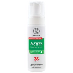 Acnes) Foaming wash 150ml