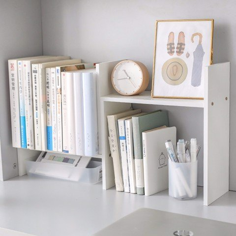 KỆ GỖ 2 TẦNG SIMPLE SHELF