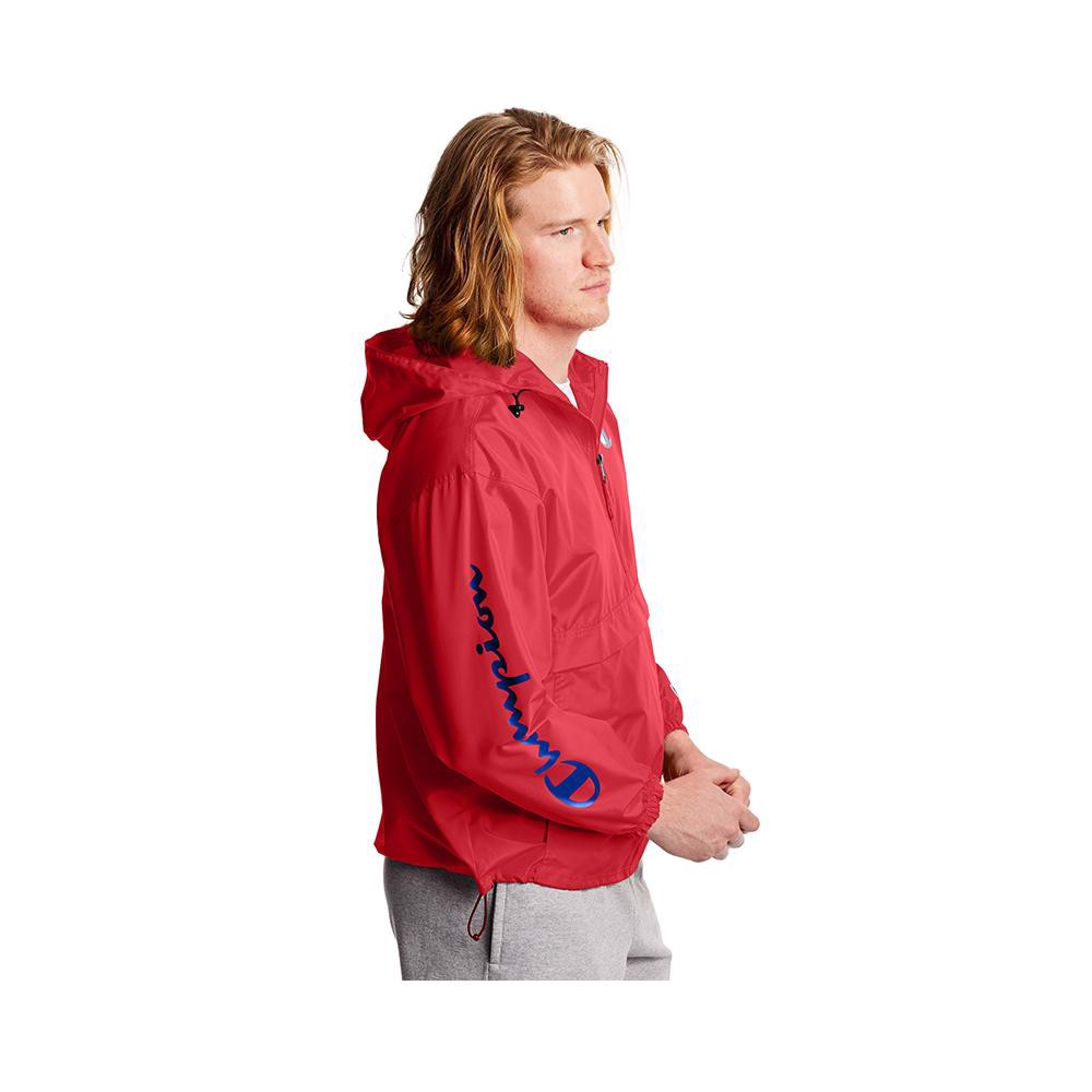 ÁO KHOÁC CHAMPION C LOGO MENS PACKABLE JACKET
